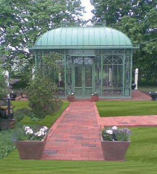 Ett växthus att drömma om, Bossons Victoria.
